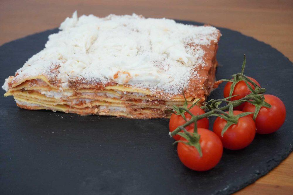 Gnessi Teresa - Lasagna al ragu' di marchigiana 4 porz