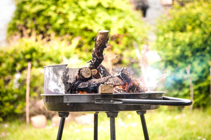 Bistecca alla brace: bistecca alla griglia