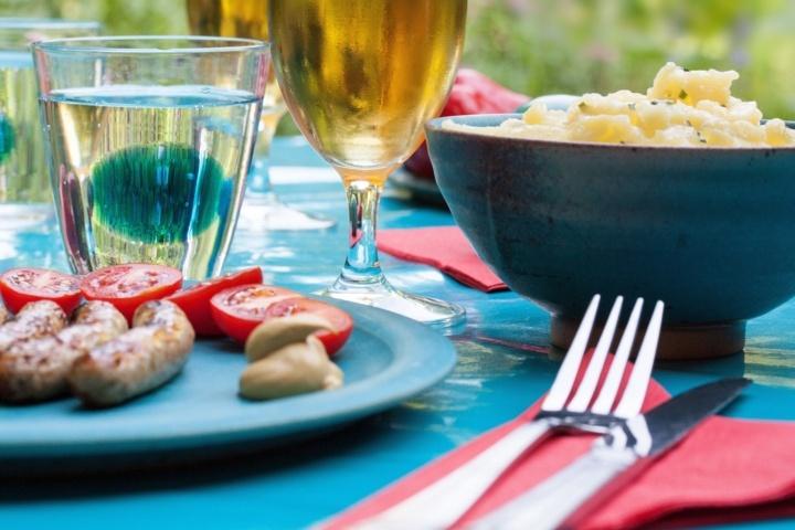 Salsiccia al vino bianco